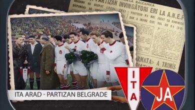 """Photo of Imagini document cu UTA din toamna anului 1947: """"Roș-albii"""" au înfruntat campioanele Yugoslaviei și Ungariei la """"Cupa Sindicală Balcanică"""""""