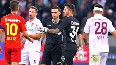 """Photo of Hațegan fluieră meciul de titlu, CFR – FCSB! Becali a reacționat pozitiv: """"Am mare încredere că a arbitrat în Liga Campionilor…"""""""