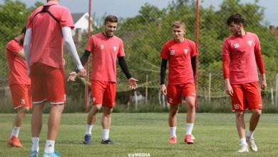 Photo of Ioniță și Moise, marcatorii primului joc în familie disputat de utiști de la revenirea la pregătire