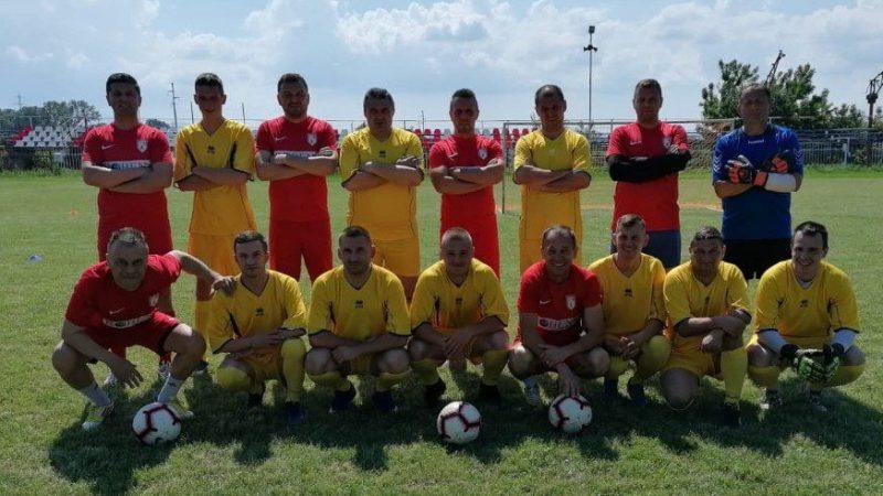Barajul Hațeg – Pecica, reeditat la old-boys