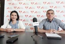 """Photo of Brandurile """"roș-albe"""" își intersectează drumurile: International Alexander a devenit noul partener al clubului UTA!"""