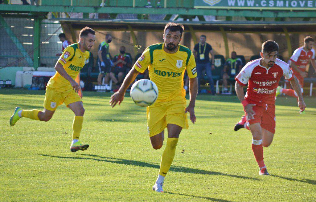 Mioveniul a dat lovitura în derby-ul Argeșului, UTA mai are nevoie de doar un punct pentru a promova matematic în Liga 1!