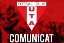 Photo of UTA a pierdut apelul la TAS în speța înjumătățirii punctelor!