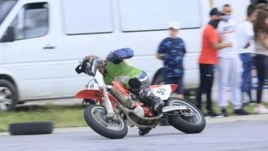 Photo of Arădeanul Attila Gergely e campion național Supermoto, categoria amatori