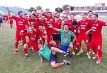 Photo of Patru juniori arădeni au sărbătorit promovarea în Liga 2-a: Stoianovici – cu Slobozia, iar T. Bodri, Toma și Deta, cu Slatina!