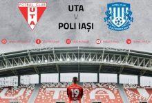 Photo of Bilete virtuale la UTA – Poli Iași!