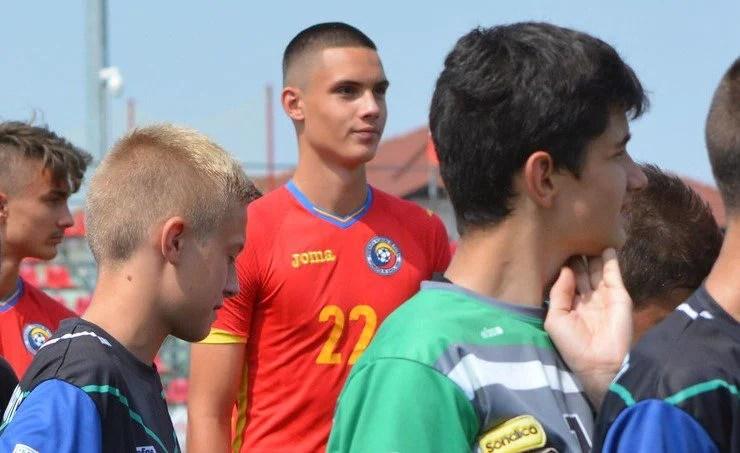 Utiștii Nagy și Pop, în stagiu de pregătire cu naționala Under 16 a României!