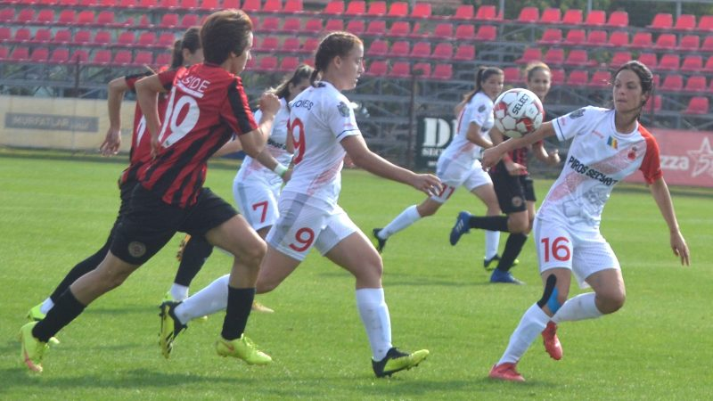 """Straniere"" decisive chiar la debut: AC Piroș Security – Carmen București 1-0 + FOTO"