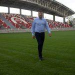 Noul viceprimar, Sergiu Bâlcea, susține că se va bate pentru finanțarea rapidă și fără scuze a cluburilor UTA și FCC Baschet Arad
