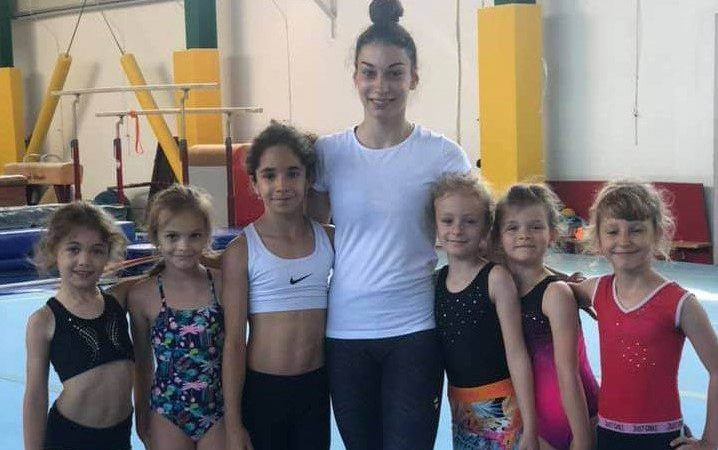 Pierdere pentru gimnastica arădeană: Iulia Berar se retrage din activitate la doar 17 ani!