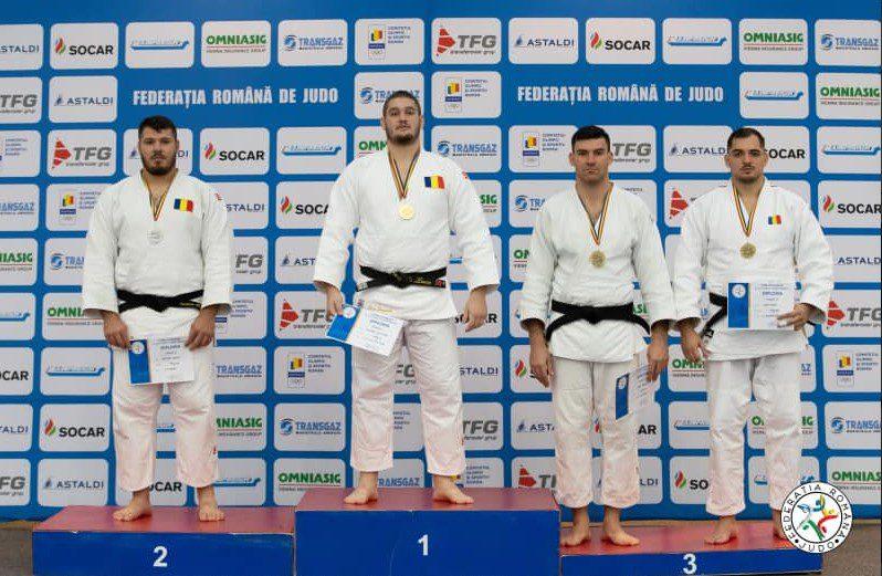 Arădeanul Kunszabo a luat Cupa României la judo, la categoria +100 kg