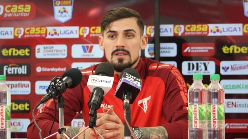 Gică Popescu – idolul proaspătului internațional utist, Alex Albu! Ce a vorbit Balint cu Rădoi despre elevul său?