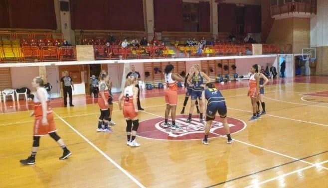 Primul derby, primul eșec pentru FCC Baschet Arad în campionat!
