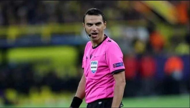 Hațegan, indispensabil în UEFA Champions League: Arădeanul face șase din șase…delegări