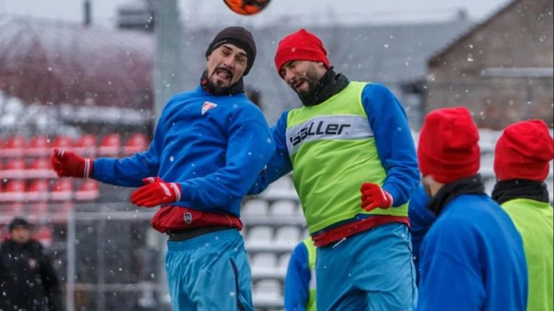 """Start în sezonul iarnă – primăvară pentru UTA! Balint: """"Viitorul – o echipă cu identitate clară, dar am revăzut motivație, spirit, la jucătorii mei!"""""""
