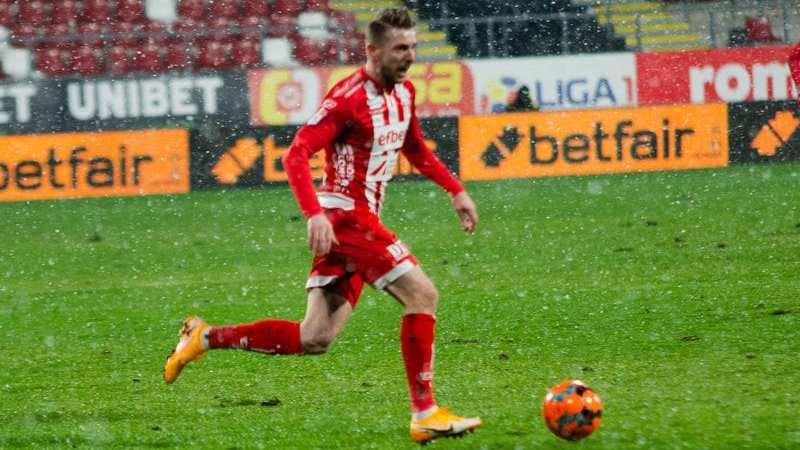"""Paranteza lituaniană a lui Antal, între două meciuri cu Viitorul: """"Mi-a fost dor de Liga 1, e bine că nu am pierdut, puteam să și câștigăm…"""""""