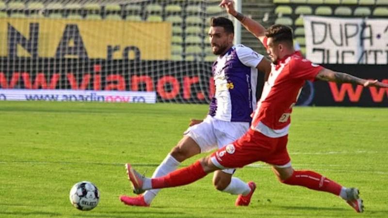 Livetext ora 16.30 : UTA – FC Argeș 1 – 2 final