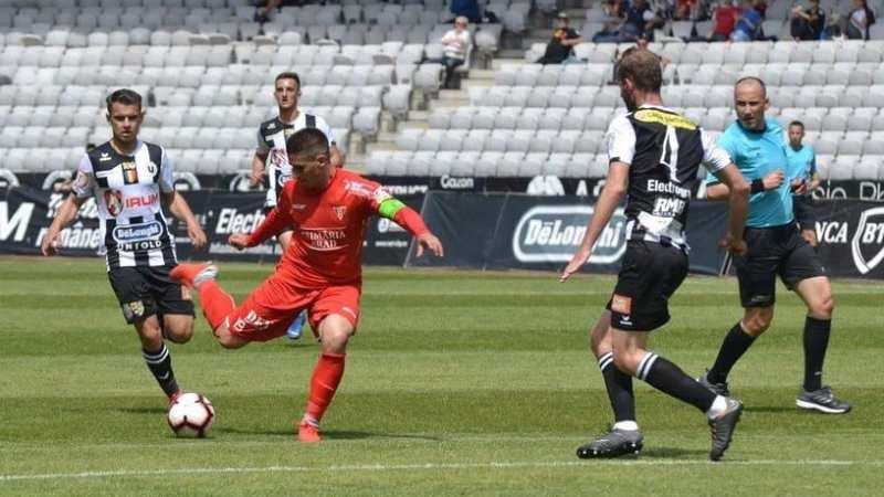 UTA – FC Argeș, al treilea meci pe care Viorel Flueran îl arbitrează în Liga 1!