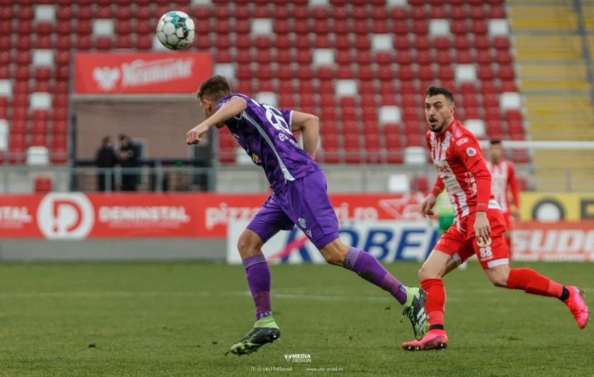 Live-text Liga I – play-out, ora 19: FC Argeș – UTA 4-1, final