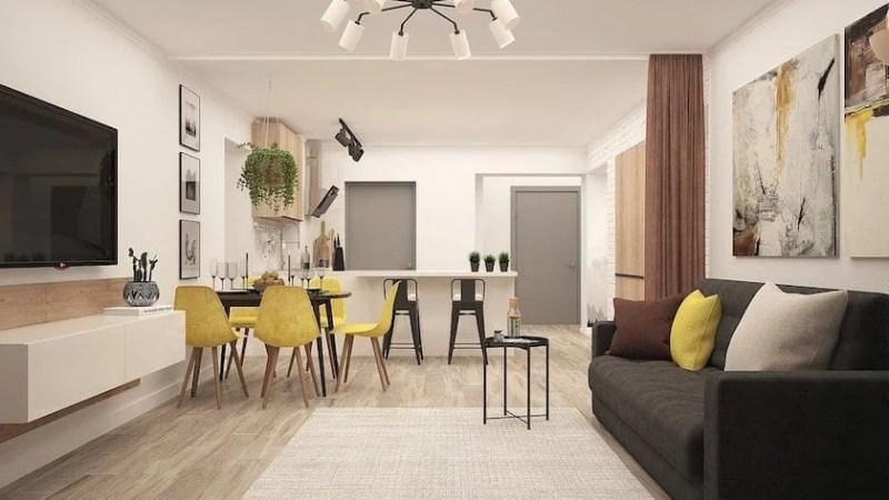 Piața imobiliară în 2021: unde sunt cele mai scumpe și cele mai ieftine locuințe