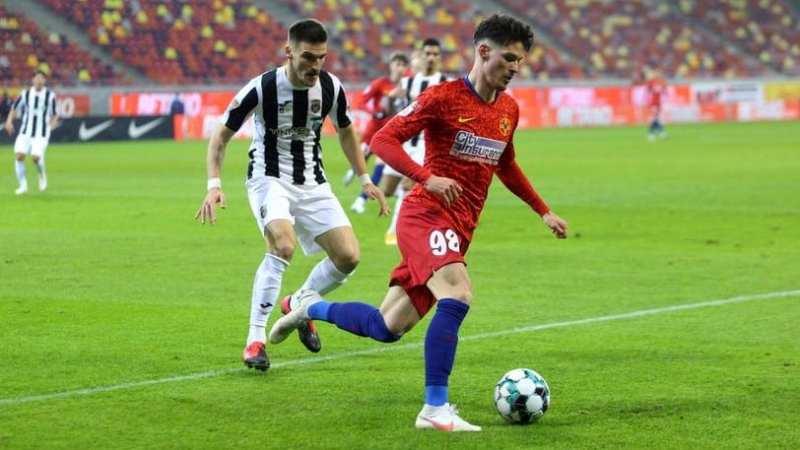 Liga 1, etapa a 16-a: Man și Tănase îi consolidează FCSB-ului poziția de lider, Astra rămâne sub UTA!