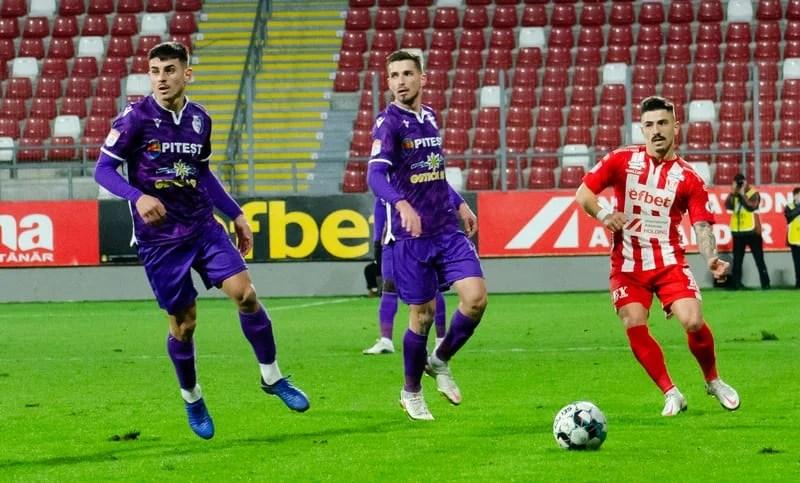 """Roumpoulakou: """"Am făcut două greșeli și am pierdut meciul, sper ca băieții să joace bine și să câștige și fără mine la Iași"""""""