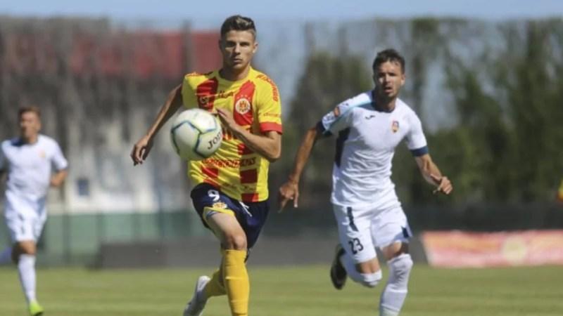 """UTA îl ia pe Albert Voinea, golgheterul sezonului trecut al ligii secunde: """"Sunt la o maturitate fotbalistică care îmi permite să mă gândesc la Liga 1"""""""