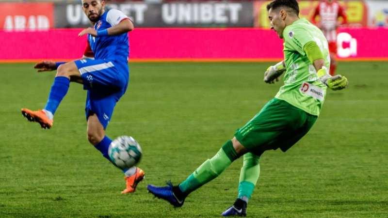 """Balauru nu a acuzat lipsa meciurilor oficiale între buturile UTA-ei: """"La o anumită vârstă poți intra pe teren și să faci ceea ce trebuie"""""""