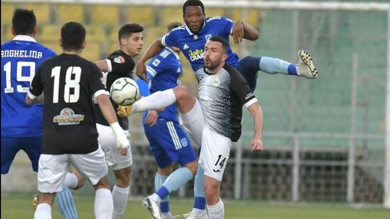 """Liga a II-a, etapa a 17-a: """"FC U"""" Craiova și Ovidiu Stângă debutează cu o remiză în 2021, pe terenul Chiajnei"""