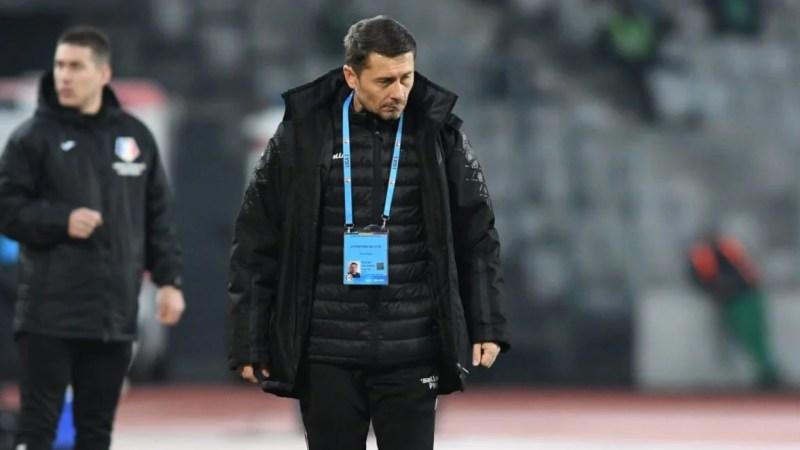 """Utiștii au tras concluziile eliminării din Cupă: """"Nu am respectat competiția? Total fals, dar am preferat să avem grijă de sănătatea jucătorilor""""; Albu a suferit în fața televizorului"""