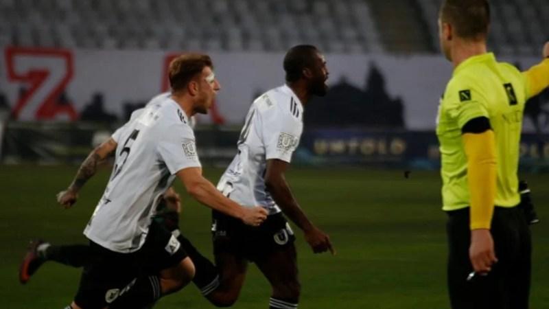 Liga a II-a, etapa a 17-a: U. Cluj – dusă de un…Golan în plină zonă play-off!