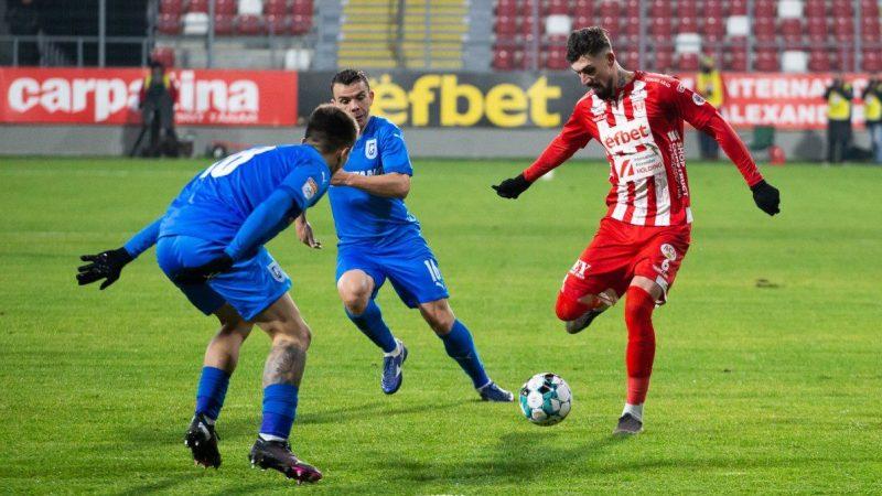 """UTA se întoarce în mediul prielnic al meciurilor de afară contra fruntașei CS U Craiova: """"Trebuie să ne ridicăm nivelul, mai ales că în ultima perioadă am rămas datori!"""""""