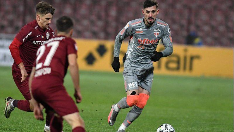 Live-text Liga I, ora 21,30: UTA – CFR Cluj, formații oficiale