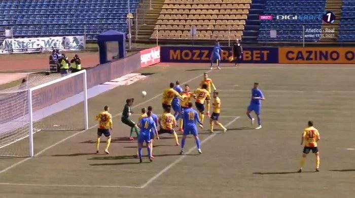 """Liga a II-a, etapa a 18-a: Ex. utistul Pușcaș – """"dublă"""" pentru remiza Călărașiului, Poli o egalează pe FC U Craiova în vârful ierarhiei!"""