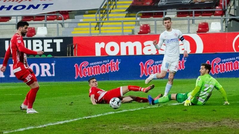 Live-text Liga 1, ora 20: UTA – FCSB 0 – 1, final