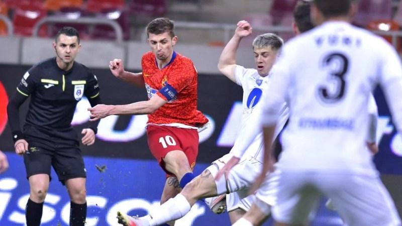 Liga I, etapa a 26-a: FCSB își reia primul loc la ultima fază și se pregătește de vizita la Arad, Astra vrea să ia ultimul tren spre play-off