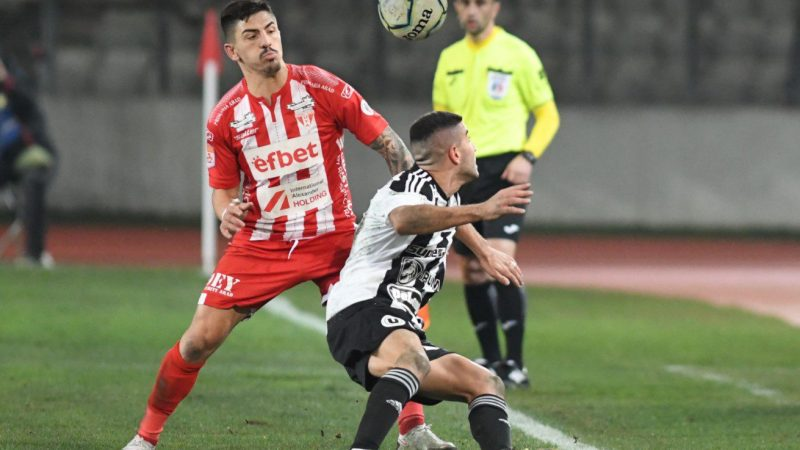 La nici 72 de ore de la disputa de la Craiova, UTA o va înfrunta pe U. Cluj într-un amical în județul Hunedoara