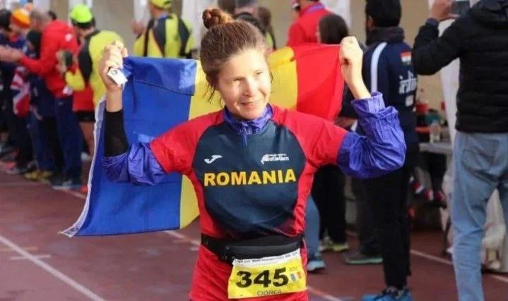 """""""Studenta"""" Mara Guler, favorită la """"aur"""" la Campionatul Naţional de alergare pe şosea"""