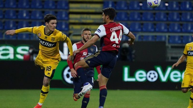 Man marchează din nou în Serie A, dar Parma e și mai aproape de retrogradare! + VIDEO