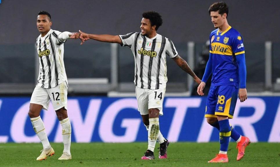 """Man, lăudat de antrenorul său după eșecul Parmei cu Juventus: """"Are potențial enorm, poate ajunge un jucător de top"""""""