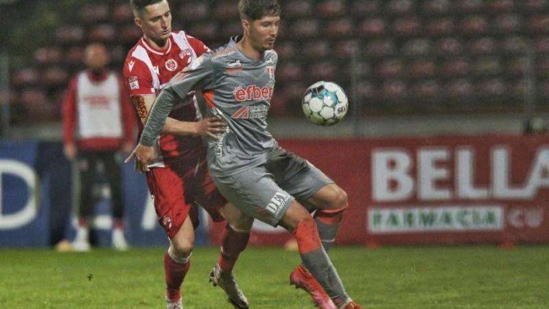 """Miculescu a îngropat Dinamo cu prima sa reușită din Liga 1: """"Un moment special pe care nu-l voi uita toată viața, îi mulțumim și lui Dragoș Balauru"""""""