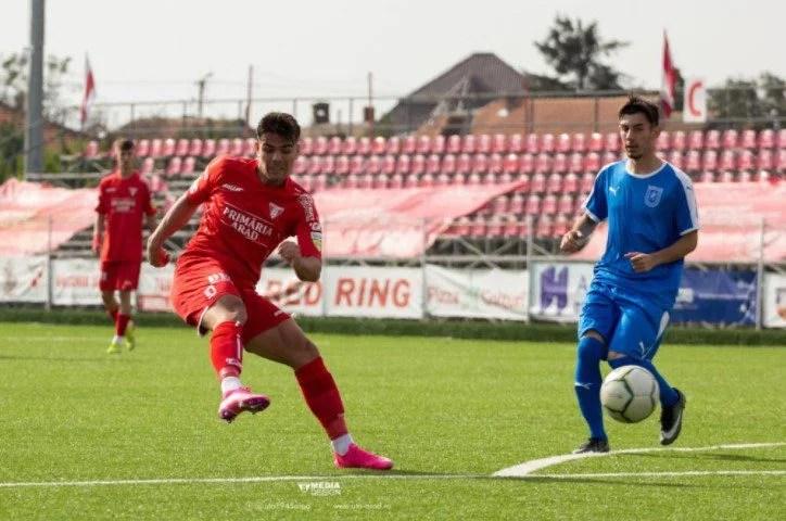 Liga Elitelor: Cu Negoescu și Mercioiu în zi mare, UTA U19 o întoarce pe U. Craiova, puștii lui Donca, Ungur și Boroș s-au jucat cu ocaziile și cad pe locul 3!