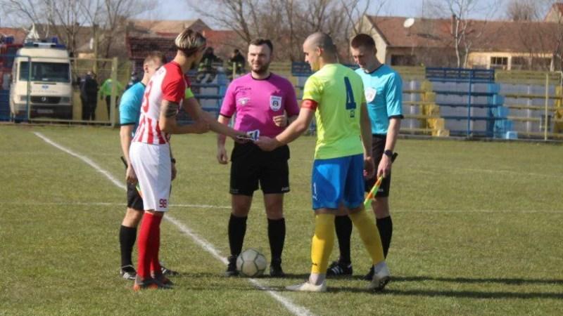Liga a IV-a Arad, prima etapă: Nicoraș fluieră derby-ul de la Zăbrani