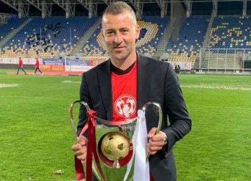 Arădeanul Panin, la al 14-lea trofeu în culorile celor de la CFR Cluj!