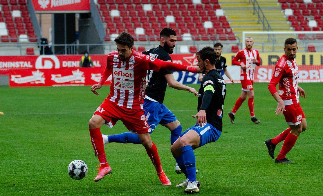 Live-text Liga I – play-out, ora 17.30: UTA – Viitorul Constanța 1 – 0, final