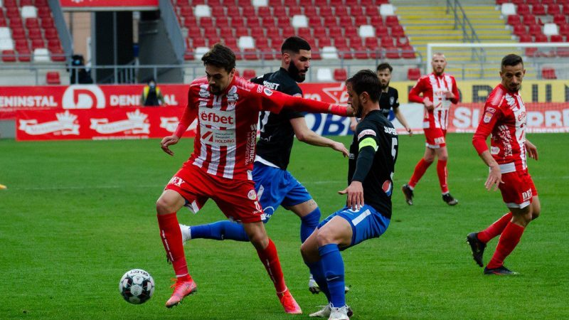 Live-text Liga I – play-out, ora 17.30: UTA – Viitorul Constanța 1 – 0, final