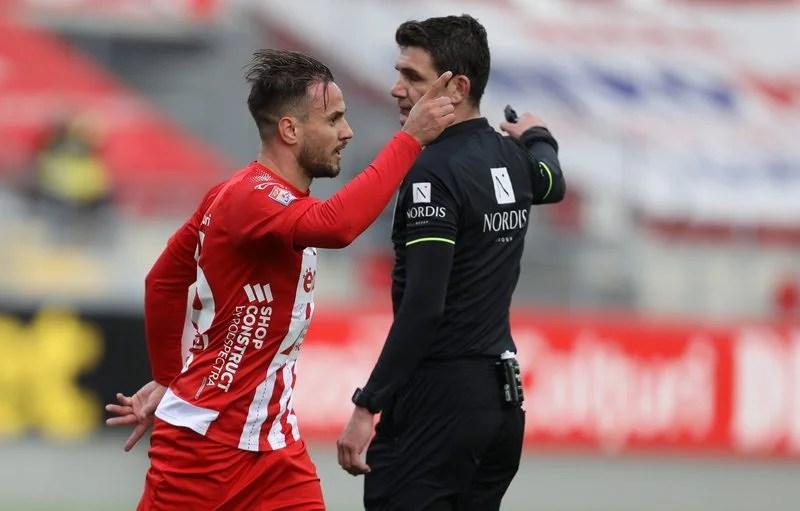 """Tomozei, gol și…schimbare tactică pentru 2-0 cu Sepsi: """"Mă bucur că am spart gheața în Liga 1 chiar astăzi, eram cu capul în pământ după trei înfrângeri…"""""""