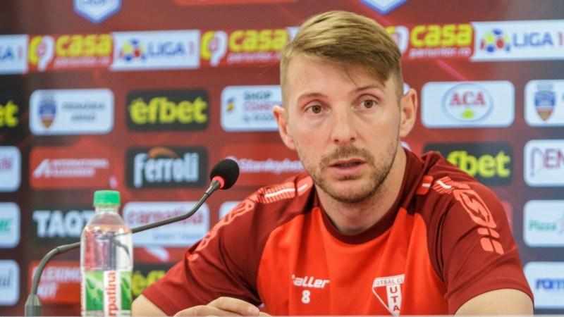 """Antal susține că toată lumea e vinovată și conștientă pentru situația în care se află UTA după cele trei înfrângeri la rând: """"Important cu Astra, dar nu decisiv!"""""""