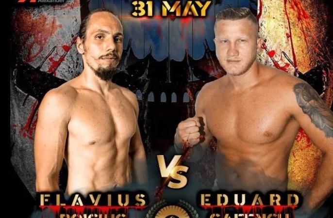 Edi Gafencu îi acordă revanșa deveanului Boiciuc pe 31 mai, la Cluj!