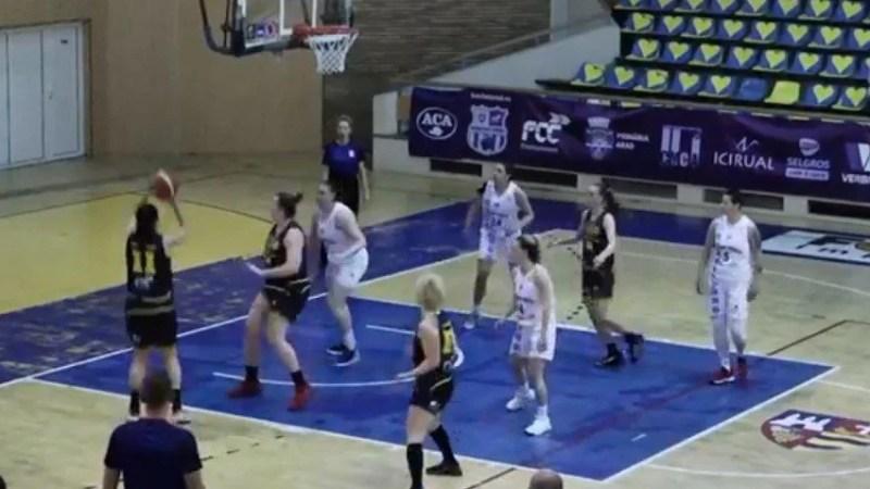 """Primul pas spre """"bronz"""" a fost făcut cu ceva emoții: FCC Baschet UAV Arad – CSU Olimpia Braşov  90-80"""